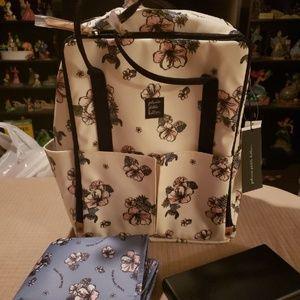Petunia Pickle Bottom Stitch Baby Bag